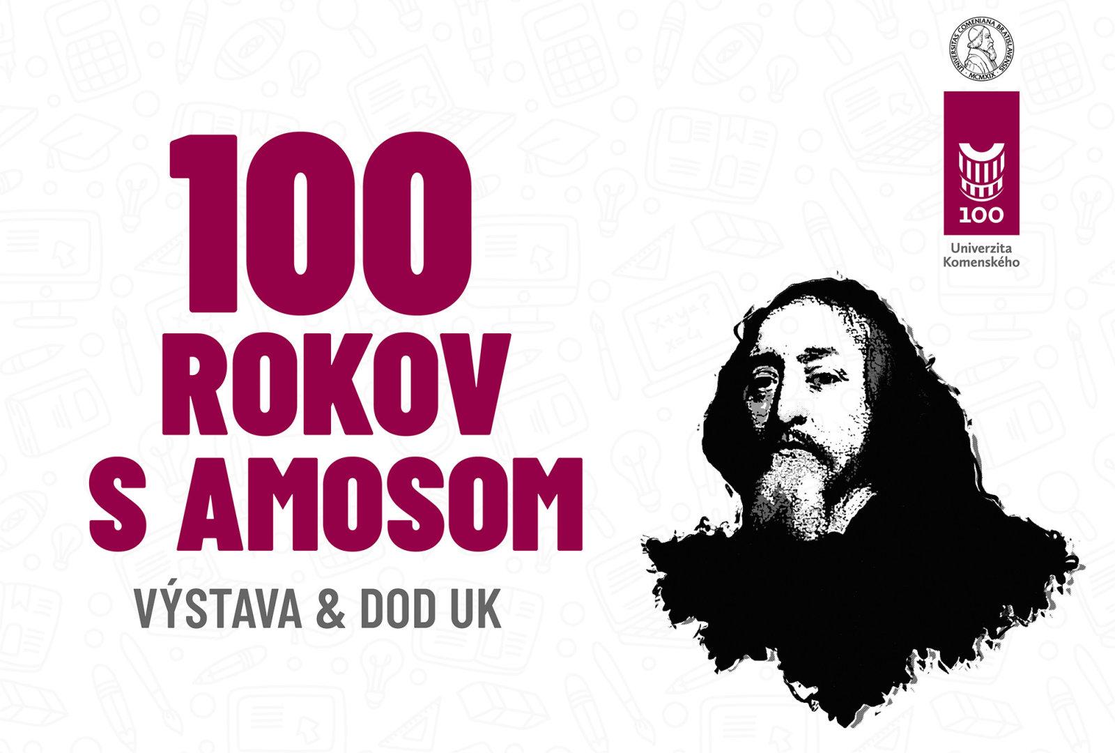 """Pripravujeme DOD a výstavu """"100 rokov s AMOSom""""!"""